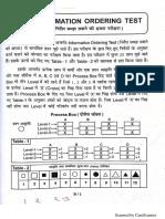 Vidya Sagar Information Ordering