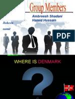 Denmark Presentaion