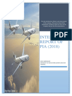 Final Internship Report of Pia from UOE
