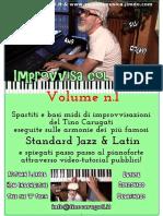 PRONTUARIO SULL'IMPROVVISAZIONE - Www.tinocarugati.it & Www.corsodimusica.jimdo.com