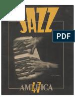 Jazz 1947 - Paris, P. Seghers, 1947. [ Bibliothèque de l'Institut national d'histoire de l'art, collection Jacques Doucet - 4 PER RES 51]