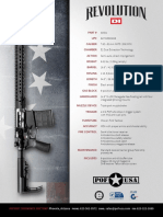 Spec Sheet Revolution Di 308