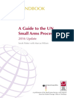 A Guide to the UN Small Arms Process - 2016 Update