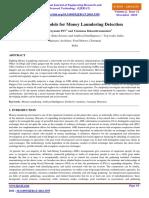 AI-based Models for Money Laundering Detection