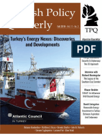 Turkey's Energy Nexus-Discoveries and Developments