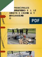 LEY CONTRA EL CRIMEN ORGANIZADO EN EL PERU N° 30077