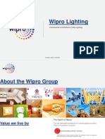 Wipro Lighting - 2018