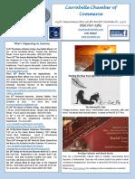 Carrabelle Chamber of Commerce E-Newsletter for January the 4th