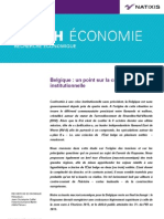 Belgique Finances