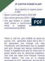 Captive Power Plant Overview