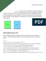 Spring Security Login (II)