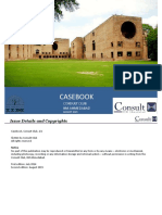IIMA Casebook 2nd Edition