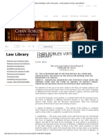 Philippine Supreme Court Circulars - Chan Robles Virtual Law Library Non Forum Shopping