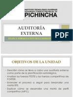 Unidad Ii_formulacion de La Estrategia_auditoría Externa