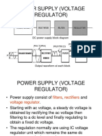2c Power Supply (Voltage Regulator)