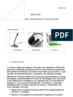 Manual ReFoCas