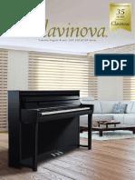 Clavinova Catalogue 2018