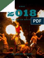 Ano em Revista 2018 | CiRAC