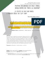 Las Políticas Neoliberales en Chile y Brasil