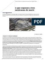 Los 25 metros que separan a tres poblaciones mexicanas de morir ahogadas (Público, 01-08-17, México)