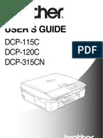 DCP 115C UserGuide
