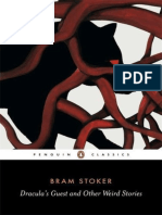 Bram Stoker - Dracula's Guest and Other Weird (Penguin Classics) (Epub)