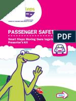 Smart Steps Book 2 Passenger Safety Presenters Kit