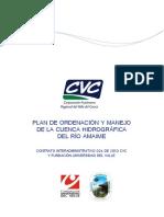Plan de Ordenamiento y Manejo de la Cuenca Hidrográfica del río Amaime