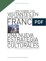 Estudios Sobre Los Visitantes en los museos de Francia _Bernadette Goldstein