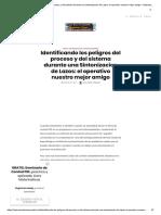 Identificando Los Peligros Del Proceso y Del Sistema Durante Una Sintonizacion de Lazos_ El Operativo Nuestro Mejor Amigo – Instrumentacion, Control y Automatizacion Industrial