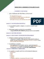 RESUMEN CONSTITUCIÓN ESPAÑOLA- TEMA 6