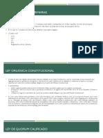 Fuentes Directas Supremas o Supraconstitucionales