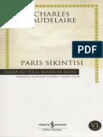 Charles Baudelaire - Paris Sıkıntısı