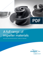 Impeller Materials Flygt
