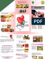 Leaflet Diet Hipertensi