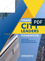 Finance for City Leaders
