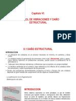 Control de Vibraciones y Daño Estructural