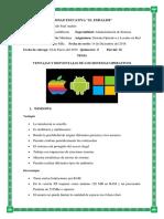 Ventajas y Desventajas de Los Sistemas Operativos