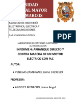 Informe 4 - Lab Automatismo