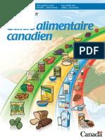 ghidul alimentar canadian