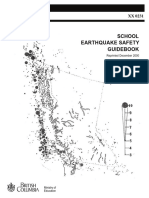 School Earthquake Safety Guidebook