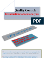 Food Analysis by M Theobald Einstein From UNIVERSITY OF RWANDA PHARMACY