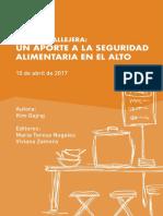 Comida Callejera Ciudad El Alto