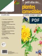 Petit Atlas Des Plantes Comestibles 60 Plantes Sauvages