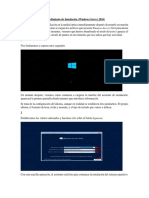 Red Hat Enterprise Linux 7 Installation Guide Es ES