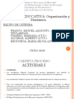 Carpeta Proceso Politica Educativa 2018