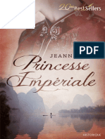 Princesse Imperiale - Jeannie Lin