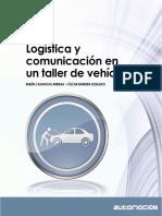 Logística y comunicación en un taller de  vehiculos - Paraninfo 2011.pdf