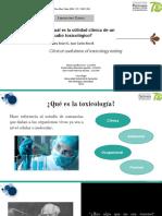 _exposicon de Toxicologia Laboratorio 4 A1