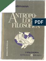 Michael Landmann - Antropología Filosófica _Autointerpretación del hombre en la historia y en el presente